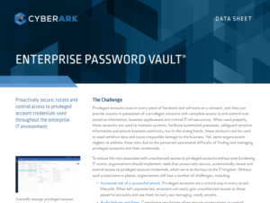 enterprise password management
