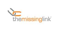 Missing link logo_PMS152+CoolGrey 9