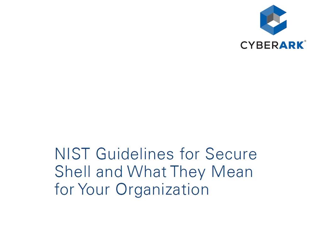SB-NIST-guidelines
