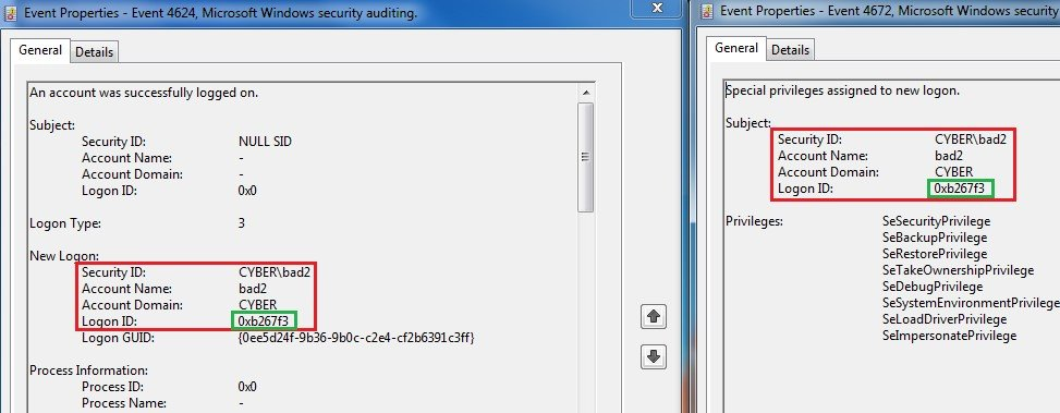 Detecting Pass-The-Hash with Windows Event Viewer | CyberArk