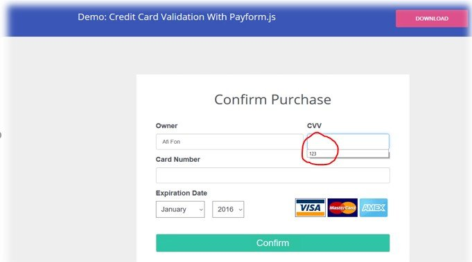 Online Credit Card Theft: Today's Browsers Store Sensitive