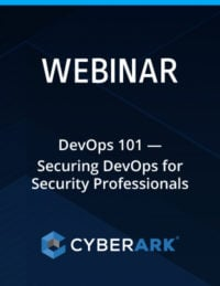 DevOps 101 — Securing DevOps for Security Professionals