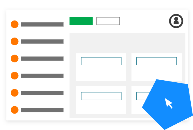 Single Sign-On User Portal