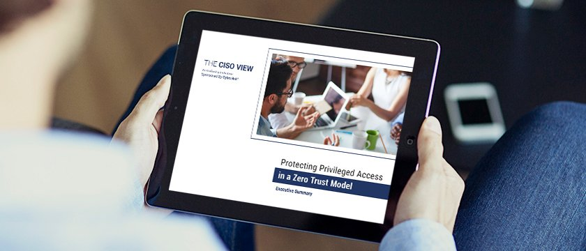 CISO View Survey and Report