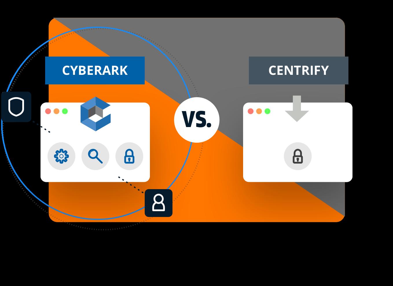 CyberArk vs Centrify - PAM Solution Comparison